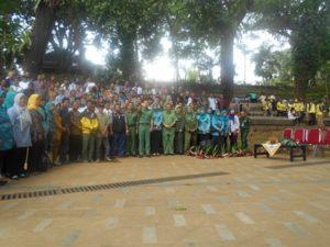 Taman Ekspresi Saksi Bogorku Bersih