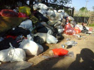 Sampah dari Pemukiman