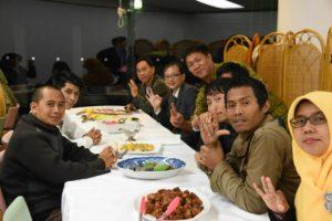 Pesta Jamuan Makan di Jepang