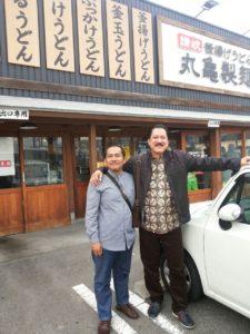 Kepala Dinas Kebersihan dan Pertamanam Kota Bogor Kunjungi Kota Hiroshima
